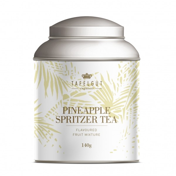 Pineapple Spritzer Tea